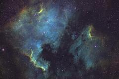 NGC7000 2010-09-04
