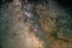 Vintergatan 2013-07