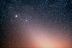 Zodiakalljus 2013-03-12