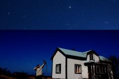 little boy shooting stars 2013-04-16