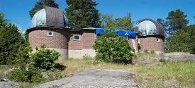 Projekt: Upprustning av Saltsjöbadens observatorium